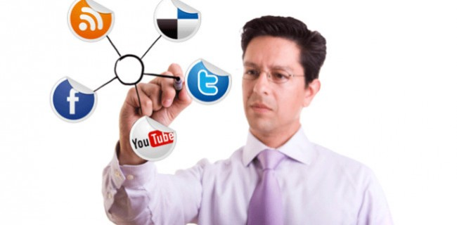 Como são as marcas vistas nas redes sociais?