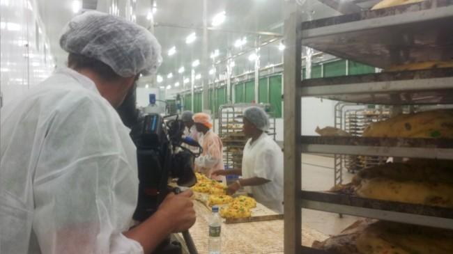 Já se produz bolo rei em Angola