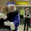 Milagre de Natal em aeroporto canadiano