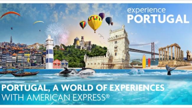 American Express promove Portugal no mundo