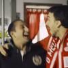"""""""Porque o seu lugar é onde o Benfica estiver"""""""