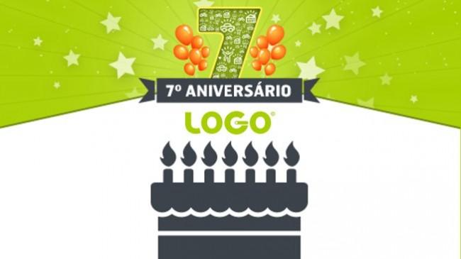 LOGO celebra 7º aniversário com nova campanha