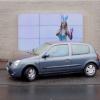 Fiat cria painel interativo que ajuda a estacionar