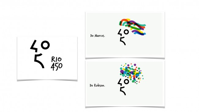 Rio450: uma maravilha mutante!