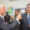 Presidente da República visita fábrica da Sumol+Compal