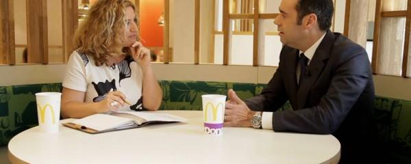 I'M a Brand McDonald's – Histórias com M