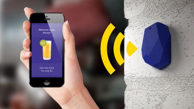 Beacons e a personalização proactiva da user experience