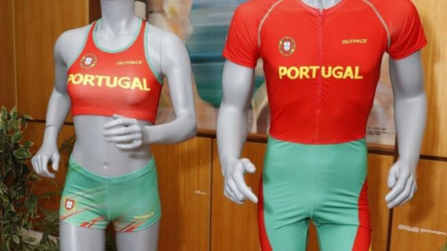 d202de33bc Sport Zone cria equipamentos dos atletas olímpicos portugueses ...