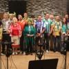 18 adeptos cantam hino da Liga NOS