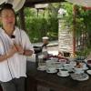 Chef MCDang, consultor do Paradee Resort e Embaixador da Cozinha Tailandesa