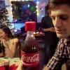 Quer deixar uma mensagem numa garrafa de Coca-Cola?