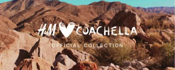 H&M apresenta coleção para o Coachella com videoclip