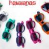 Havaianas lança coleção de óculos de sol