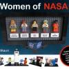 """LEGO vai lançar coleção """"Mulheres da NASA"""""""