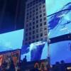Galaxy S8 apodera-se da Times Square