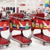 Target transforma carrinhos de compra em 'karts' do Mario Kart
