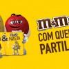 M&M's lança embalagens que convidam à partilha
