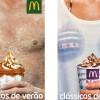 Aproxima-se o verão, e McDonald's aposta em gelados
