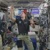 Já pode ver o interior da Estação Espacial Internacional