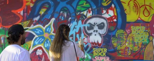 Não só de música se fez o Super Bock Super Rock