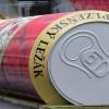 Como celebrar 75 anos de uma marca cervejeira num estádio de futebol?
