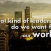 Que líderes queremos nós para o futuro?