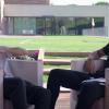 A conversa de Ronaldo com Rio Ferdinand