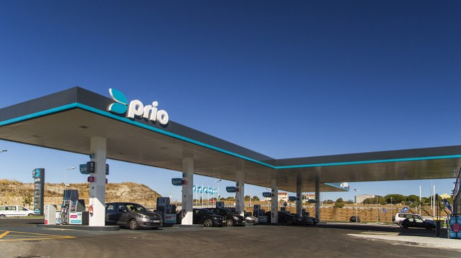 Prio comemora 10 anos e abre 250º posto de abastecimento