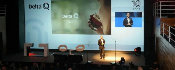 Novo sistema da Delta Q desafia a gravidade
