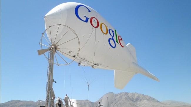 Google utiliza balões para devolver internet e telefone a Porto Rico