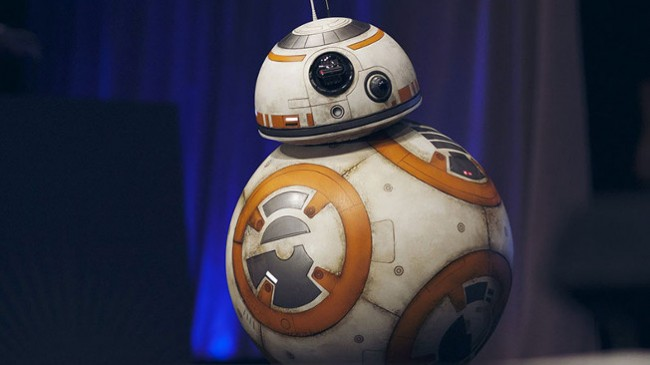 Vai haver uma corrida de droids em Lisboa