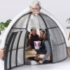 """A tenda """"anti-internet"""" da KFC para este Natal"""
