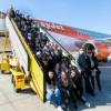 Easyjet levou 70 crianças a voar pela primeira vez