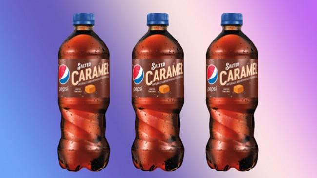 Caramelo Salgado, o novo sabor (controverso) da Pepsi