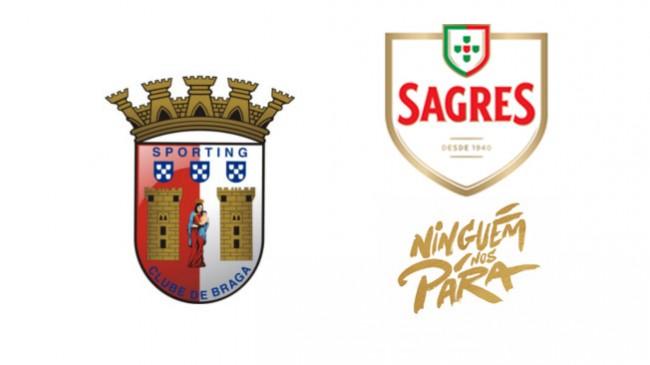 Sagres e Braga juntos mais três anos