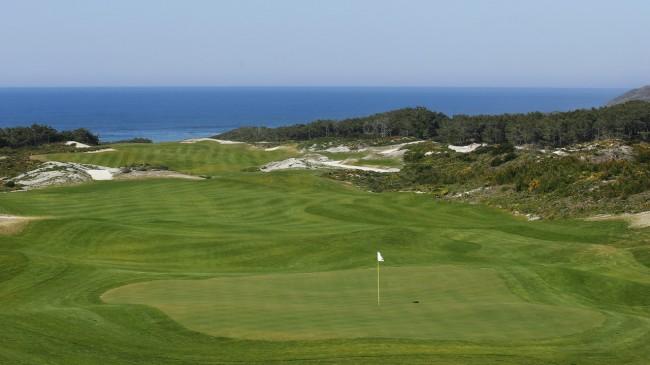 O melhor novo campo de golfe do mundo é português