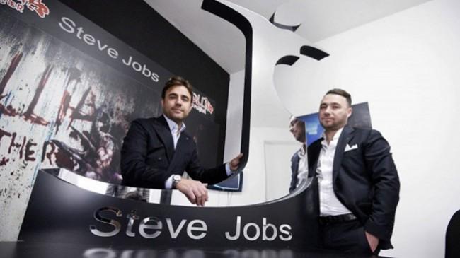 Marca de roupa Steve Jobs lançada em Itália