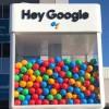 Máquina gigante dá a conhecer Google Assistant