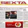 Semanário gratuito Sexta suspende próxima edição
