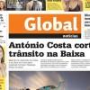 Global Notícias chega ao teatro