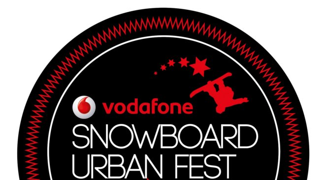 Vodafone patrocina Snowboard Urban Fest