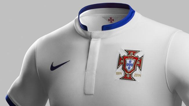 Revelado equipamento alternativo da Seleção Nacional
