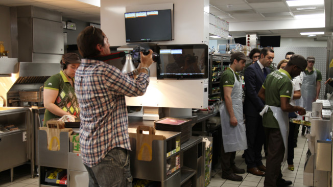 I'M a Brand McDonald's – as imagens que não vai ver em televisão