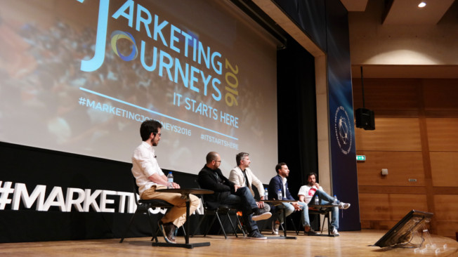 Marketing Journeys em imagens
