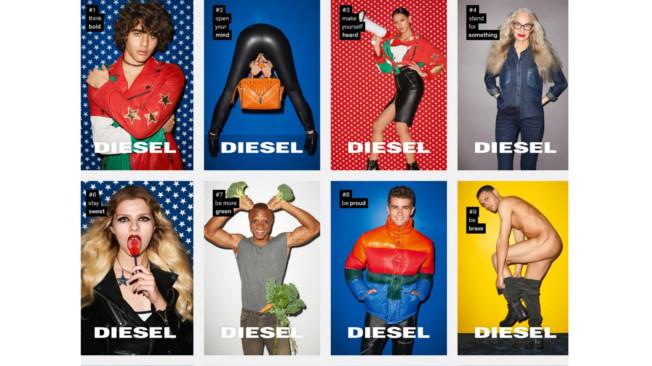 Diesel comemora 30 anos no Japão