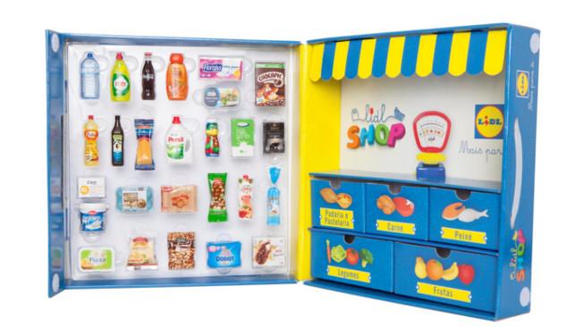 lidl lan a 40 miniaturas dos seus produtos imagens de marca. Black Bedroom Furniture Sets. Home Design Ideas