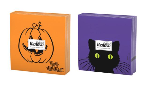 Renova celebra o Halloween