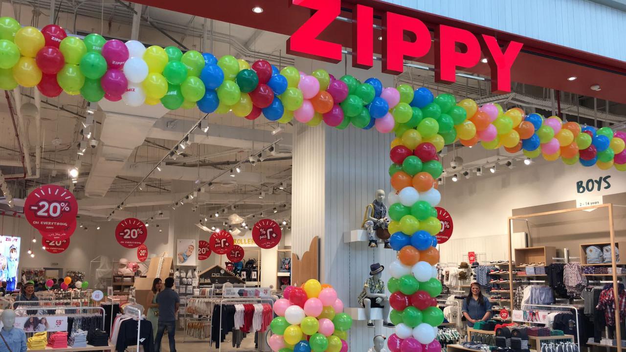 Zippy abre duas lojas em Abu Dhabi