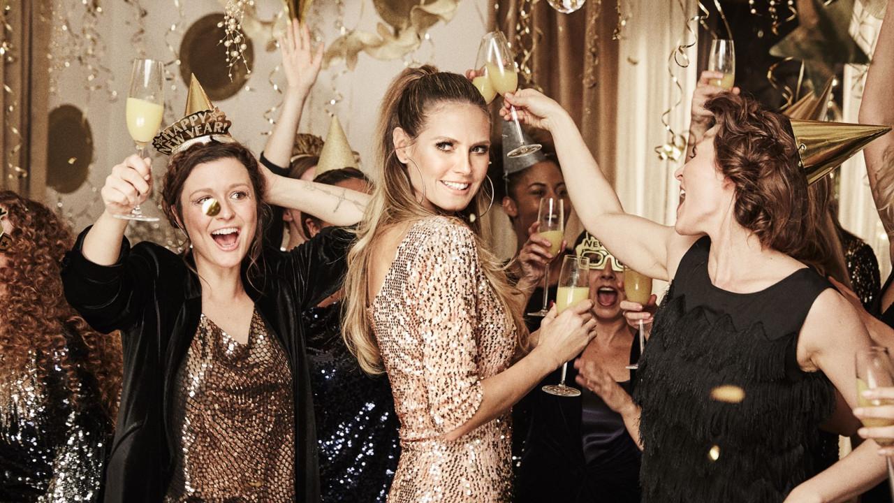 Lidl celebra o Natal com Heidi Klum