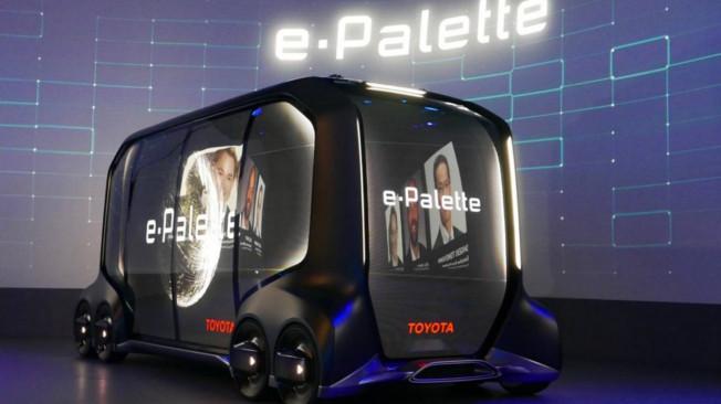 Toyota afirma que vai criar um veículo modular autónomo